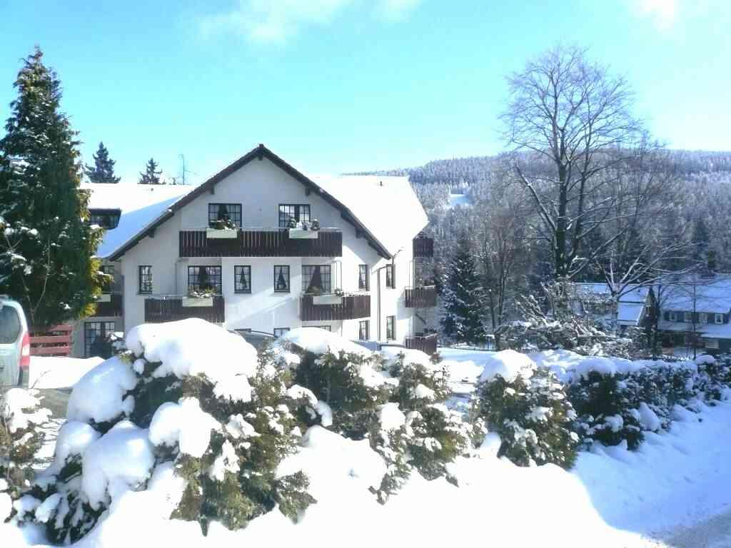 Vintersport i Harzen - Billig skiferie på Bocksberg. Lej en god feriebolig.